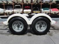 Used 2003 ShoreLand'r SR-V1946T Galvanized Tandem Axle Trailer