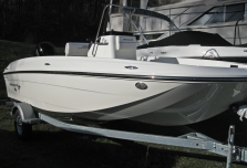2020 Bayliner F18 Center Console & Trailer - ready to go!